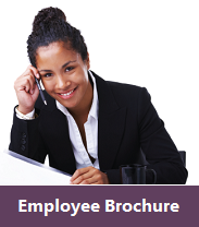 front page of the employee brouchure